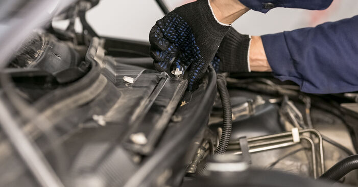 Innenraumfilter BMW E53 4.4 i 2002 wechseln: Kostenlose Reparaturhandbücher