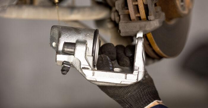 BMW E53 3.0 i 2002 Bremssattel austauschen: Unentgeltliche Reparatur-Tutorials