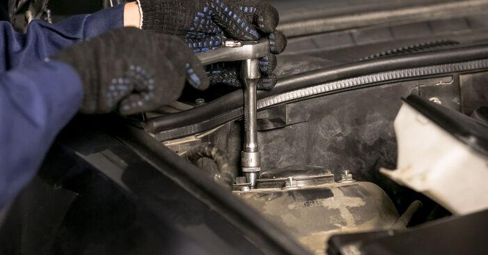 Zweckdienliche Tipps zum Austausch von Federn beim BMW X5 (E53) 4.4 i 2006