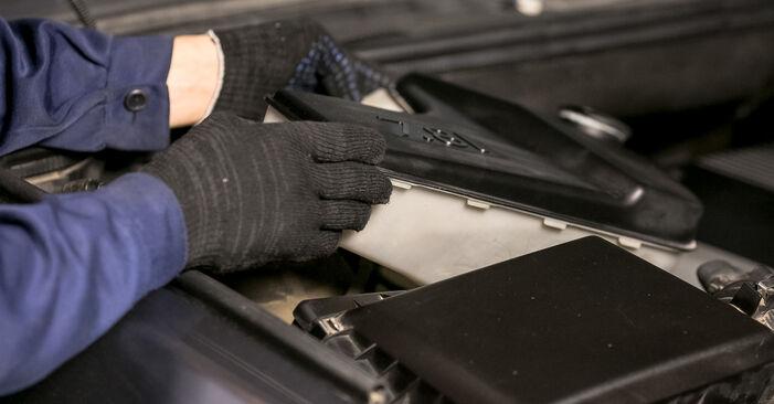 Wie Federn BMW E53 3.0 d 2000 tauschen - Kostenlose PDF- und Videoanleitungen