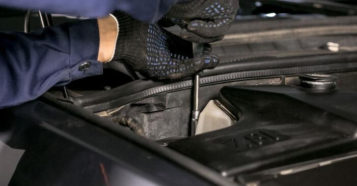Wie Federn BMW X5 (E53) 3.0 i 2001 austauschen - Schrittweise Handbücher und Videoanleitungen