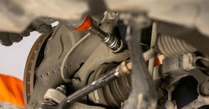 Federn beim BMW X5 4.4 i 2007 selber erneuern - DIY-Manual