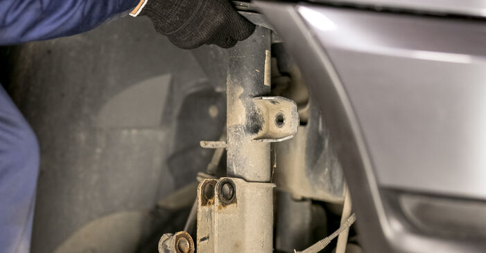 DIY replacement of Strut Mount on BMW X5 (E53) 4.4 i 2006 is not an issue anymore with our step-by-step tutorial