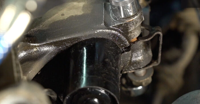 How to change Strut Mount on BMW E53 2000 - free PDF and video manuals