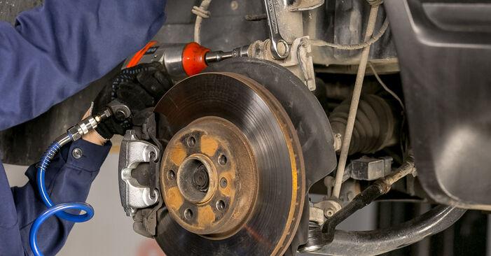 Cum să înlocuiți BMW X5 (E53) 3.0 d 2001 Flansa Amortizor – manualele pas cu pas și ghidurile video