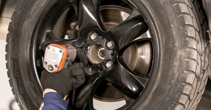 Domlager BMW E53 4.4 i 2002 wechseln: Kostenlose Reparaturhandbücher