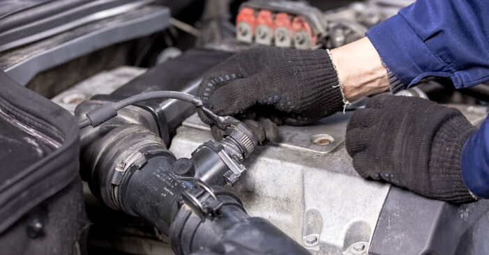 Need to know how to renew Spark Plug on MERCEDES-BENZ C-CLASS ? This free workshop manual will help you to do it yourself