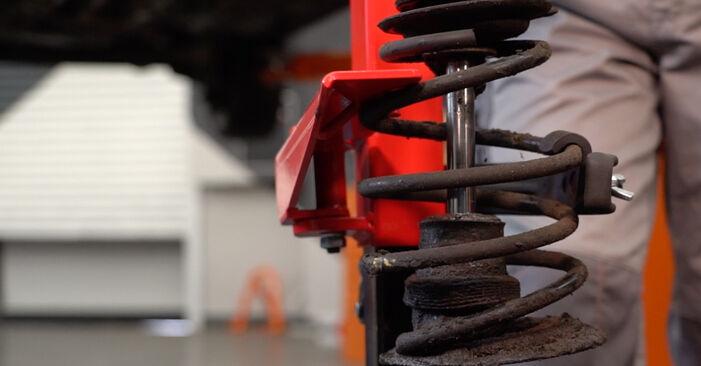 Zweckdienliche Tipps zum Austausch von Stoßdämpfer beim FIAT PUNTO (188) 1.3 JTD 16V 1999