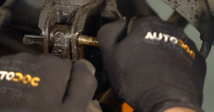 Wie schwer ist es, selbst zu reparieren: Domlager Fiat Punto 188 1.4 2005 Tausch - Downloaden Sie sich illustrierte Anleitungen