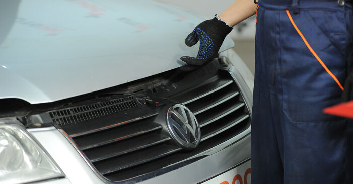 Changing of Pollen Filter on Passat 3B6 2002 won't be an issue if you follow this illustrated step-by-step guide
