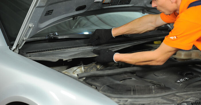 Need to know how to renew Pollen Filter on VW PASSAT ? This free workshop manual will help you to do it yourself
