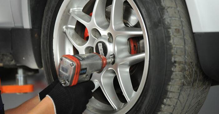 Changer Étrier De Frein sur VW PASSAT Variant (3B6) 2.0 2003 par vous-même