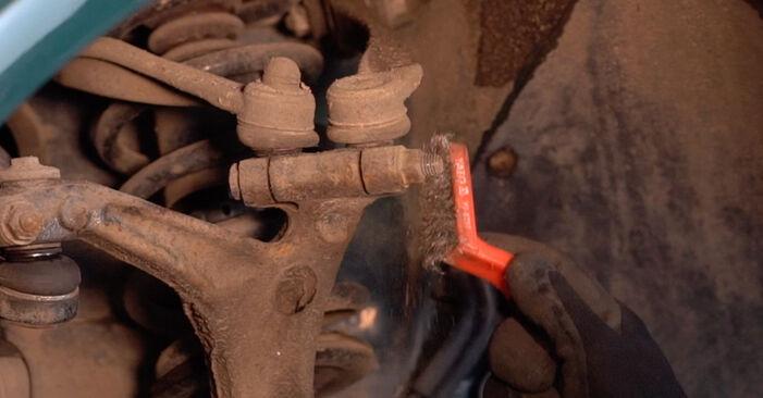 Passat 3B6 1.8 T 20V 2002 Springs replacement: free workshop manuals