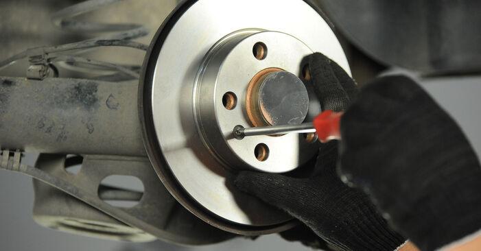 Zweckdienliche Tipps zum Austausch von Bremsscheiben beim VW POLO (9N_) 1.4 TDI 2003