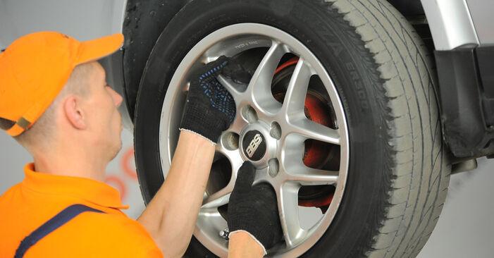 Passat 3B6 1.8 T 20V 2002 Supporto Ammortizzatore sostituzione: manuali dell'autofficina