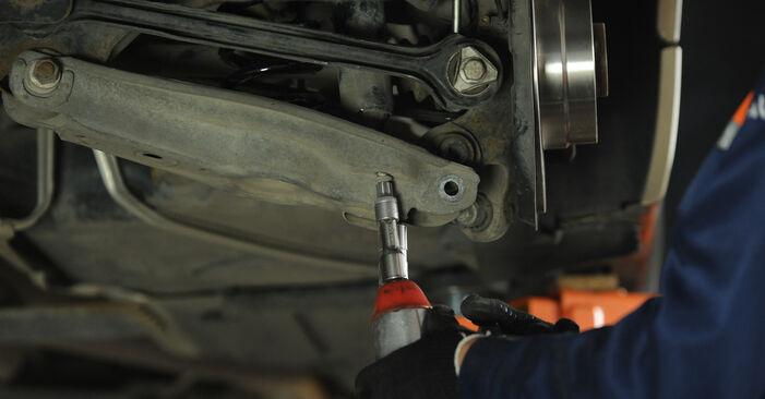 Tausch Tutorial Federn am BMW 3 Limousine (E90) 2006 wechselt - Tipps und Tricks