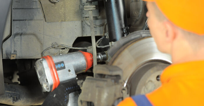 Need to know how to renew Shock Absorber on BMW X3 ? This free workshop manual will help you to do it yourself