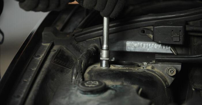 Tausch Tutorial Federn am BMW X3 (E83) 2006 wechselt - Tipps und Tricks