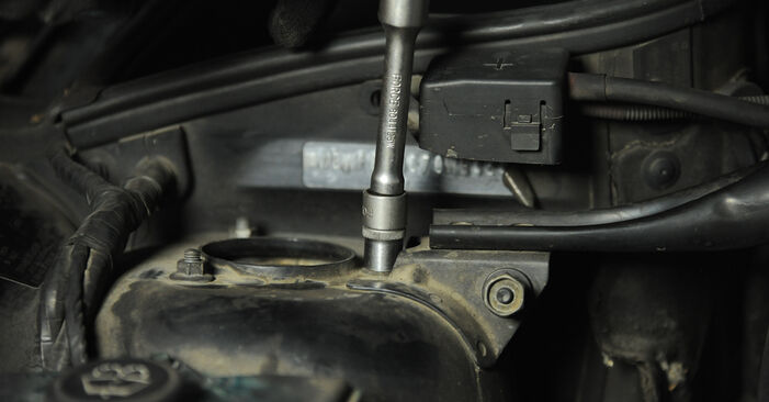 How to change Strut Mount on BMW X3 E83 2003 - free PDF and video manuals