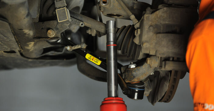 DIY replacement of Strut Mount on BMW X3 (E83) xDrive20d 2.0 2008 is not an issue anymore with our step-by-step tutorial