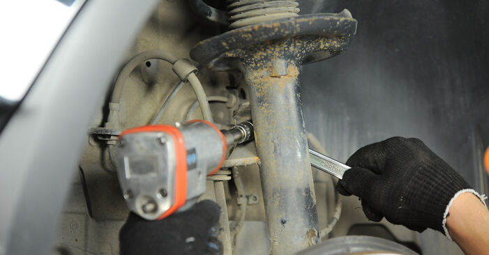 Need to know how to renew Strut Mount on BMW X3 ? This free workshop manual will help you to do it yourself