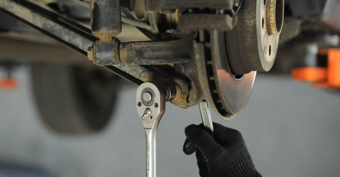 How to remove BMW X3 3.0 sd 2007 Control Arm - online easy-to-follow instructions