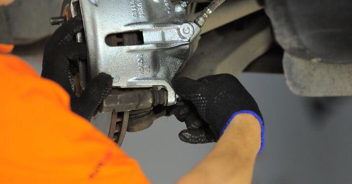 Zweckdienliche Tipps zum Austausch von Bremssattel beim FORD MONDEO III Kombi (BWY) 2.0 16V TDDi / TDCi 2006