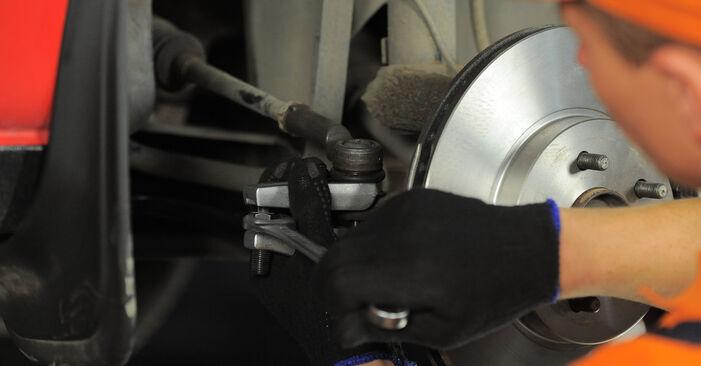 Stoßdämpfer am FORD MONDEO III Kombi (BWY) 2.5 V6 24V 2005 wechseln – Laden Sie sich PDF-Handbücher und Videoanleitungen herunter
