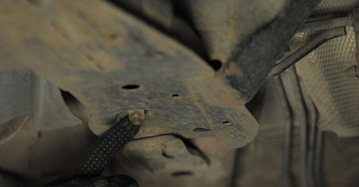 Wie problematisch ist es, selber zu reparieren: Querlenker beim Ford Mondeo bwy ST220 3.0 2006 auswechseln – Downloaden Sie sich bebilderte Tutorials