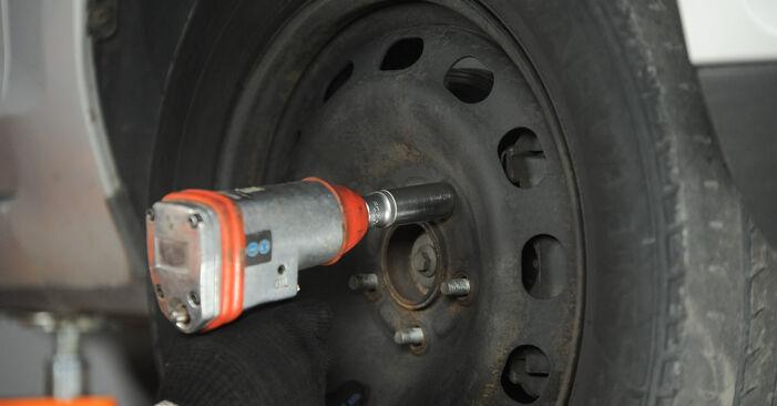 Federn Ford Focus mk2 Limousine 1.6 2006 wechseln: Kostenlose Reparaturhandbücher