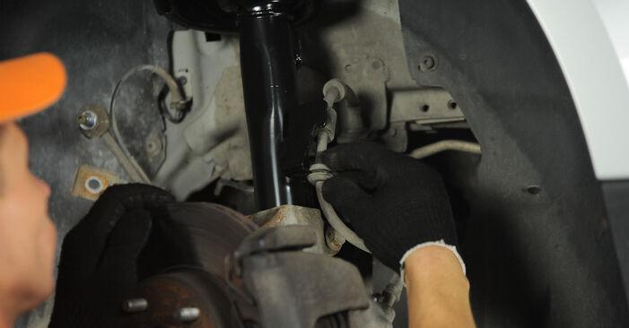 Federn am FORD Focus II Limousine (DB_, FCH, DH) 2.0 2009 wechseln – Laden Sie sich PDF-Handbücher und Videoanleitungen herunter