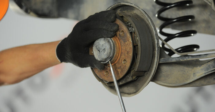 Changing of Wheel Bearing on Mercedes W168 1997 won't be an issue if you follow this illustrated step-by-step guide