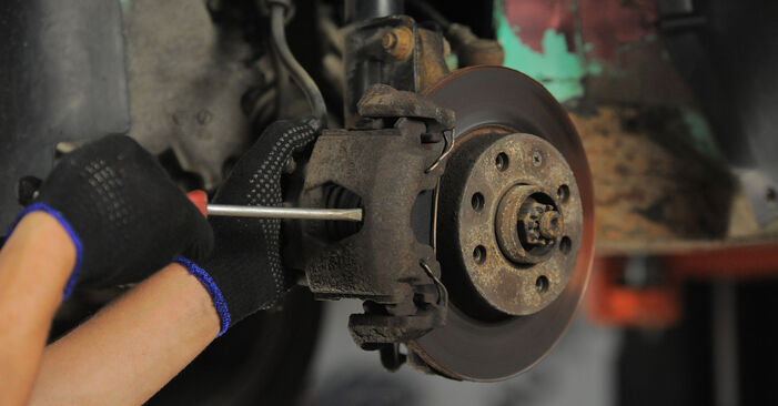 OPEL CORSA 1.2 i (12 NZ) Brake Pads replacement: online guides and video tutorials