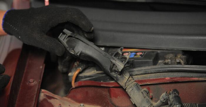 Corsa B Hatchback (S93) 1.5 TD (F08, F68, M68) 1994 Odpruzeni svépomocná výměna díky návodu z naší dílny
