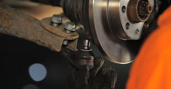 DIY replacement of Suspension Ball Joint on OPEL Corsa B Hatchback (S93) 1.4 i (F08, F68, M68) 1997 is not an issue anymore with our step-by-step tutorial