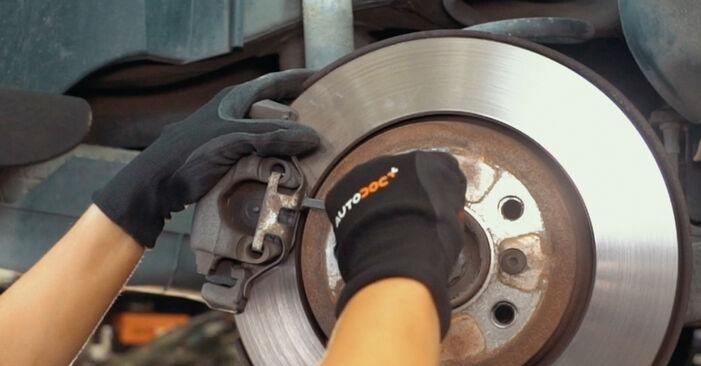Bremsscheiben Ihres BMW X3 E83 2.0 d 2011 selbst Wechsel - Gratis Tutorial