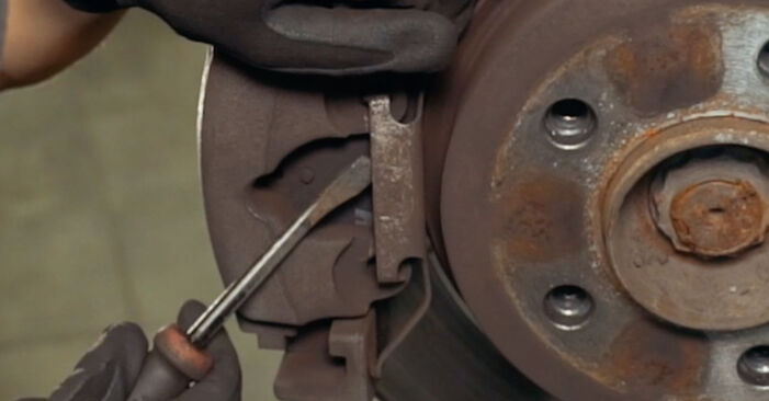 Changing of Brake Pads on BMW X3 E83 2011 won't be an issue if you follow this illustrated step-by-step guide