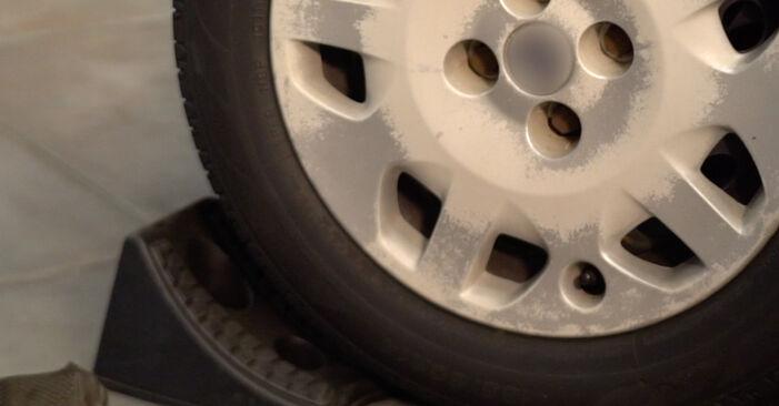 Come cambiare Molla Ammortizzatore su Fiat Punto 188 1999 - manuali PDF e video gratuiti
