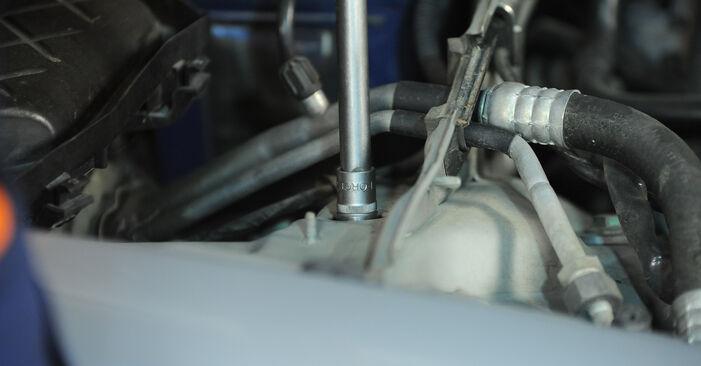 Tausch Tutorial Federn am AUDI A4 Limousine (8E2, B6) 2002 wechselt - Tipps und Tricks