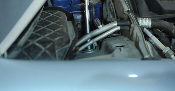 Austauschen Anleitung Federn am Audi A4 b6 2000 1.9 TDI selbst