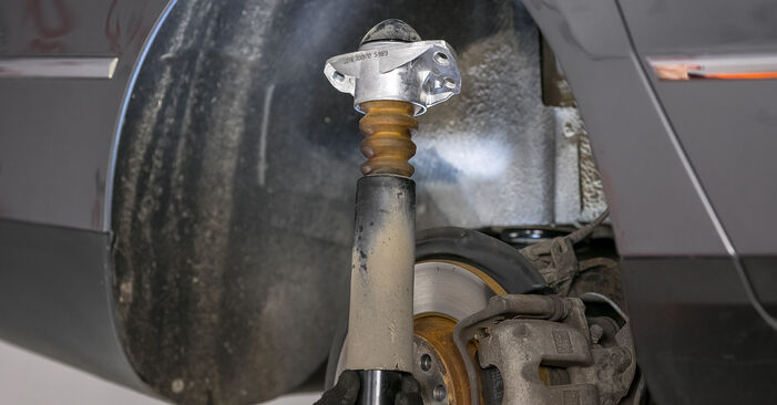 Need to know how to renew Strut Mount on VW PASSAT ? This free workshop manual will help you to do it yourself