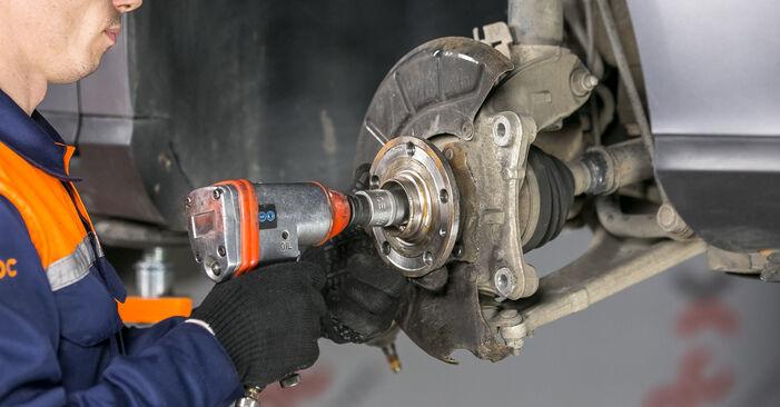 Jak vyměnit Uložení Tlumičů na VW Passat Variant (3C5) 2010 - tipy a triky