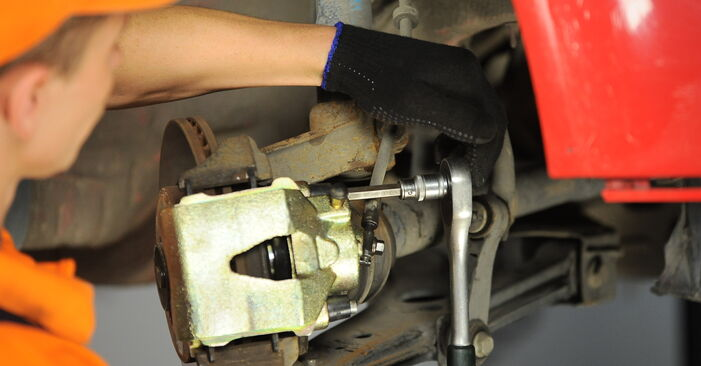 How to replace Wheel Bearing on VW Golf IV Hatchback (1J1) 2002: download PDF manuals and video instructions
