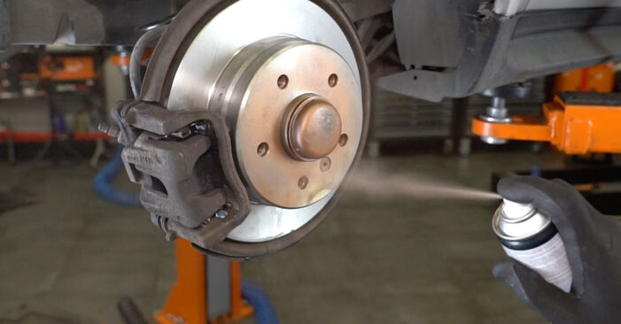 Radlager Ihres Mercedes W168 A 160 CDI 1.7 (168.007) 1997 selbst Wechsel - Gratis Tutorial