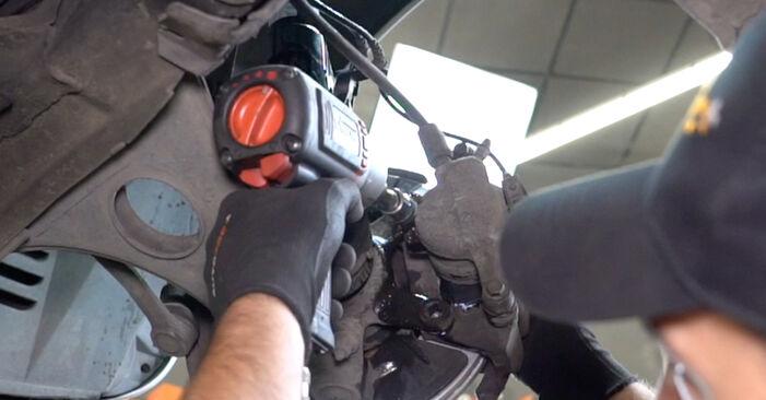 Como trocar Rolamento da Roda no MERCEDES-BENZ Classe A (W168) 2001 - dicas e truques