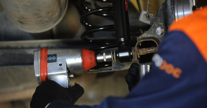 Need to know how to renew Shock Absorber on TOYOTA YARIS ? This free workshop manual will help you to do it yourself