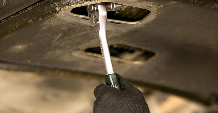 BMW E53 3.0 i 2002 Ölfilter austauschen: Unentgeltliche Reparatur-Tutorials