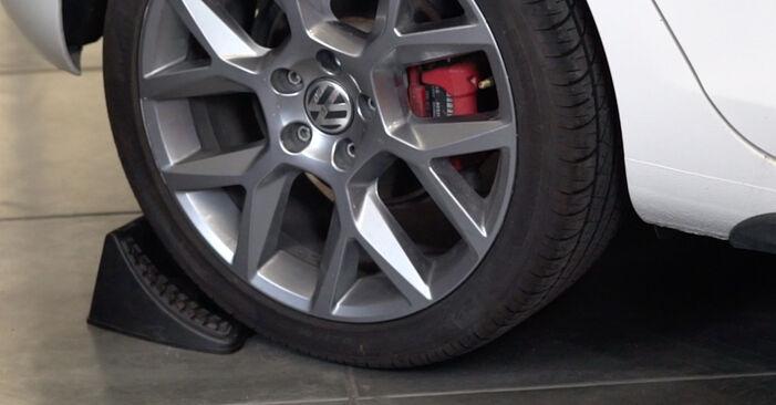 Comment changer Bras de Suspension sur VW Golf VI 2008 - Manuels PDF et vidéo gratuits
