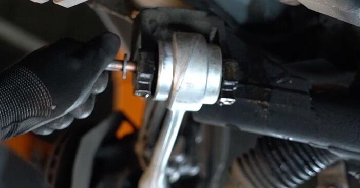 Vaihtaa Alatukivarsi itse BMW 5 Sedan (E39) 520i 2.0 1998 -autoon