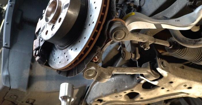Querlenker BMW E82 135i 3.0 2008 wechseln: Kostenlose Reparaturhandbücher
